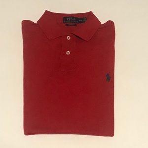 (Red) Ralph Lauren polo shirt